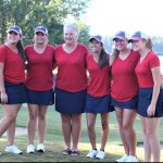 Girls Varsity Golf finishes 6th place at Lady Patriot Invitational