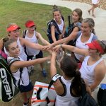POWDERSVILLE girls tennis dominate West Oak