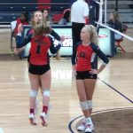 Lady Patriots Volleyball