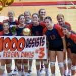 1000 Assists | Senior Night |  Region Champs!