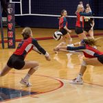 Lady Patriots are 'Digging In' As They Prepare for Upper State Championship