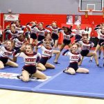 Varsity Competition Cheer to Compete this Saturday in State Championship!