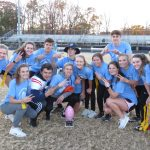Junior Class Back-to-Back Champions of Powderpuff Game!