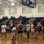 Girls Varsity Basketball beats Belton-Honea Path 53 – 42