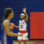 Girls Varsity Basketball falls to Wren 52 – 44