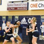 Girls Varsity Basketball falls to Seneca 62 – 33
