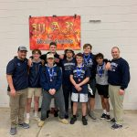 Patriot Wrestling Finishes the Year Strong