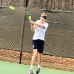 Varsity Boys Tennis Opens the Season with a Victory Over Blue Ridge High School
