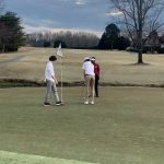 Boys Varsity Golf Team Defeats Westside