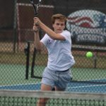 Patriot Boys Tennis Defeats Travelers Rest