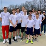 Patriot Boys Tennis Defeats Wren