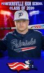 Senior Spotlight: Daniel Redmon #12