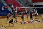 Defending State Champion Volleyball Team Opens with a Region Win