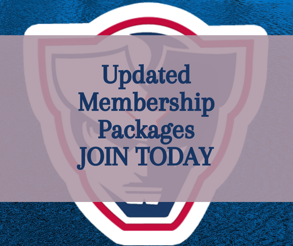 Updated Membership Packages Now Available