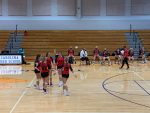 Lady Patriot Volleyball Team Defeats Carolina