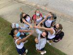 POWDERSVILLE Girls Tennis Defeats Berea 7-0