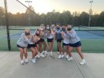 Patriots Tennis Dominating the Region