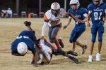 JV Football Defeats Carolina 28-14