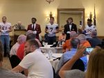 Will Goforth Honored at the Anderson Touchdown Club