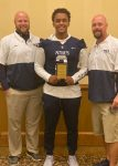 Jalen Rambert Named Defensive MVP at the Anderson Touchdown Club