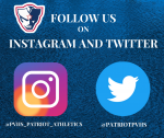 Follow us! Now on Instagram and Twitter!