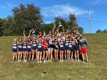Patriot Cross Country Team Win Region Championship!