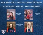 Congratulations to our 3A Region 2 Volleyball All-Region Players!