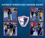 Patriot Wrestling Clinches Region Championship!