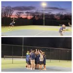 Boys Tennis Defeats Travelers Rest!