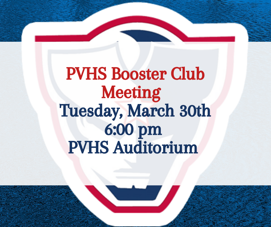 Powdersville High School Booster Club Meeting