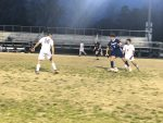 Patriots Soccer Tame the Mustangs 6-0!