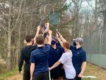 Boys Tennis Defeats Blue Ridge in Second Region Win