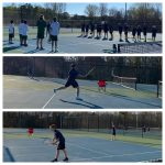 Patriot Tennis Defeats Berea