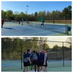 Boys Tennis Posts Another Region Win!