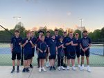 Patriot Boys Tennis Defeats Union County – Moves on to Round 2!