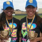 Auster & Martinez Earn All-Tournament Honors