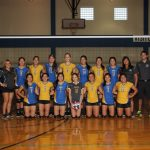 Volleyball Opens District Play Tonight