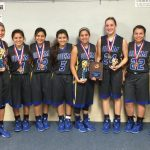 Lady Owls Win Odem Holiday Basketball Tournament