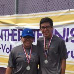 Odem High School Girls Varsity Tennis falls to Mathis High School 2-0