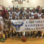 Lady Owls Regional Quarterfinal Basketball Playoff Information