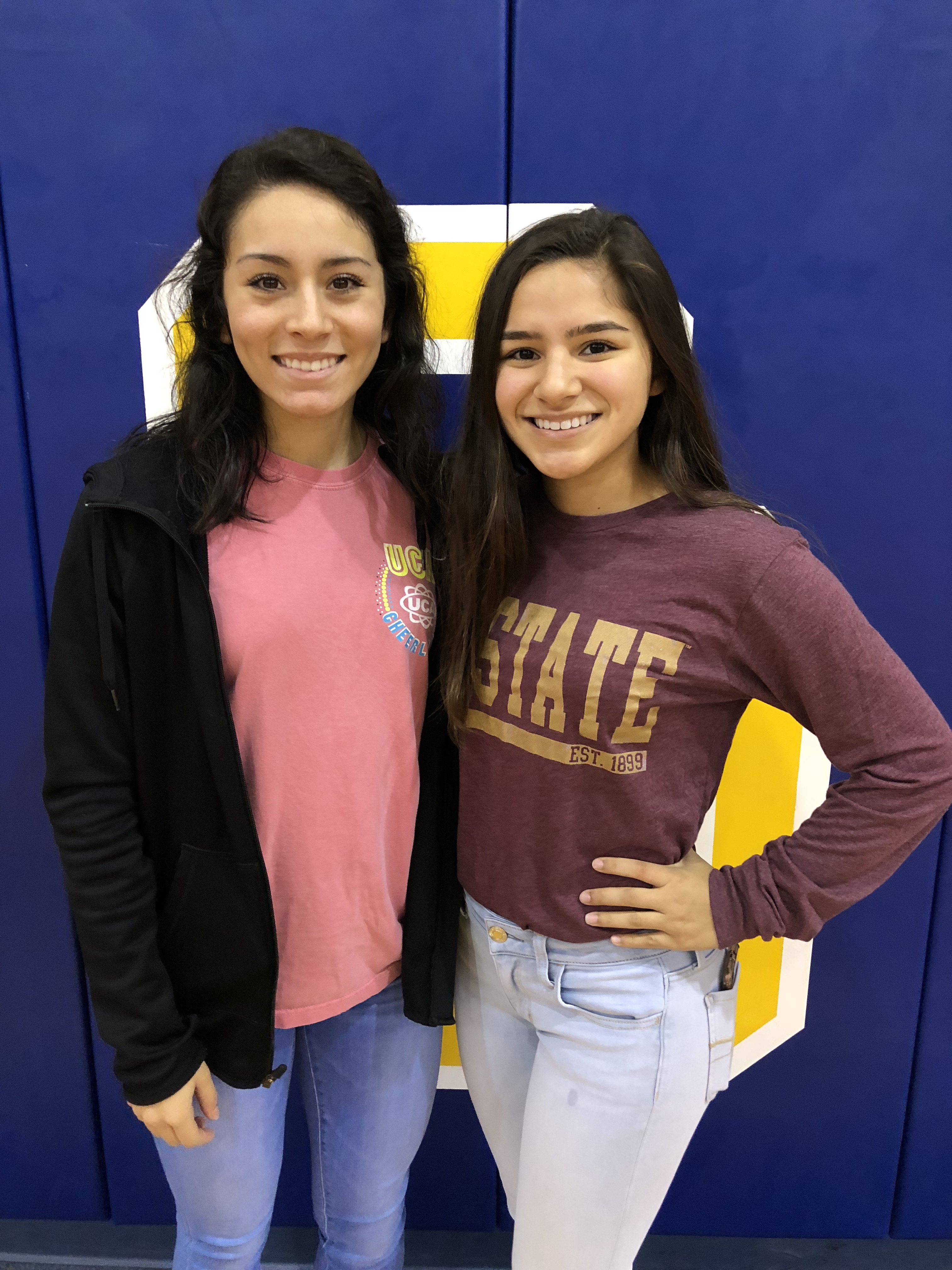Mendez and Cuellar named TGCA Volleyball Academic All-State