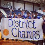 Boys 7th Grade Basketball beats Goliad A- Team 31 – 26