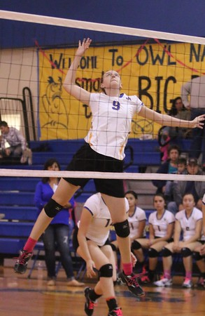 Odem Volleyball Completes Season With a Win