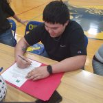 Gilbert Cruz Signs With Mondello College
