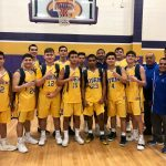 Boys Basketball Captures District Championship