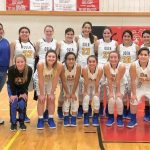 Girls Basketball Claims Bi-District Crown