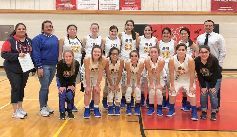 Girls Basketball Claims Bi-District Crown