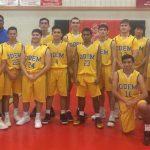 Boys Basketball Wins Bi-District Matchup