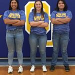 Girls Powerlifters Qualify for Regionals