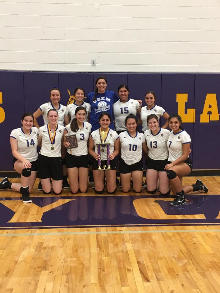 Volleyball Off To A Fast Start